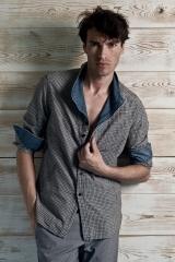 Nicolas & Mark Tartan shirt