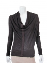 Nicolas & Mark Draped T-Shirt
