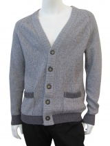Nicolas & Mark V-Neck Cardigan