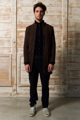 Nicolas & Mark Cappotto tweed