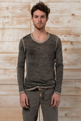 Nicolas & Mark Crew Neck T-Shirt