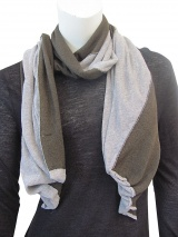 Nicolas & Mark Twisted Scarf