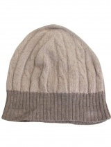Nicolas & Mark Cable Knit Cap