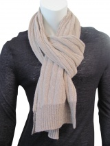 Nicolas & Mark Cable Knit Scarf
