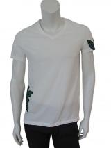 Giulio Bondi T-Shirt M/M scavo V foglia