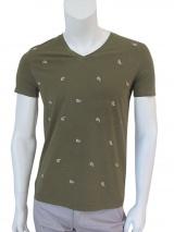 Giulio Bondi T-Shirt M/M scavo V cachemire