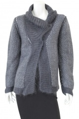 Nicolas & Mark Maxi Cardigan