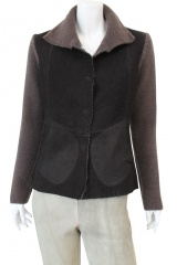 Nicolas & Mark Cardigan accoppiato