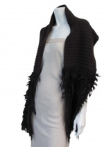 Nicolas & Mark Fur Scarf