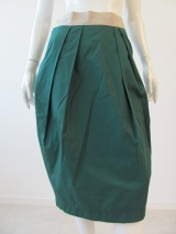 Vulpinari skirt with elastic waist