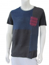 Nicolas & Mark T-Shirt patchwork
