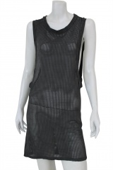 Nicolas & Mark Mesh tank top