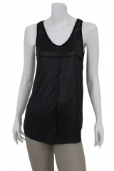 Nicolas & Mark Laminated tank top