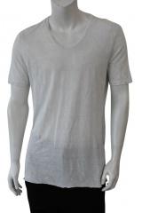 Nicolas & Mark T-Shirt M/M scavo V con trattam.