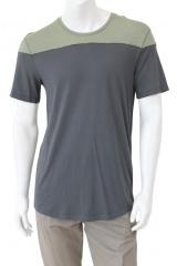 Nicolas & Mark T-Shirt M/M con zip