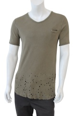 Nicolas & Mark T-shirt taschino m/m