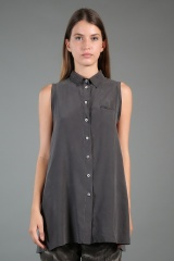 Nicolas & Mark Sleeveless Shirt