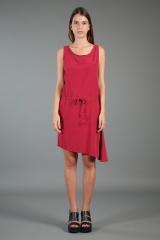Nicolas & Mark Dress with Coulisse