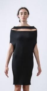 L.V..N Liviana Woman Miniabito Due buchi