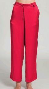 L.V..N Liviana Woman Pantalone Piega