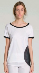 L.V..N Liviana Woman T-shirt Bolli