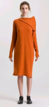 L.V..N Liviana Woman knitted dress