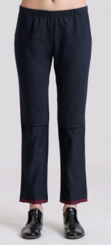 L.V..N Liviana Woman Leggings cut