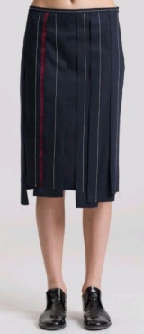 L.V..N Liviana Woman Skirt cuts