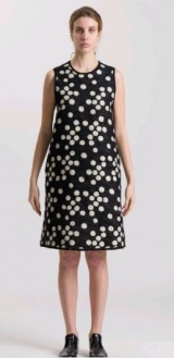 L.V..N Liviana Woman Dotted dress