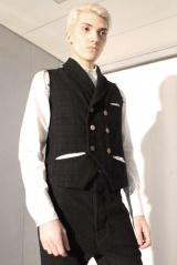 Marc Point Gilet scialle