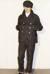 Marc Point Pea-coat