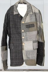 Marc Point Patchwork jacket