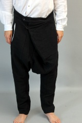 Marc Point Pant slim pannello