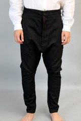 Marc Point Pant slim C/basso