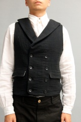 Marc Point Double-breasted vest