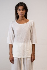 Marc Point Top manica 3/4