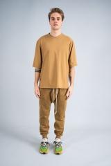 MarcandcraM T-Shirt short sleeve with slits
