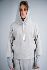 MarcandcraM Sweatshirt over with hood