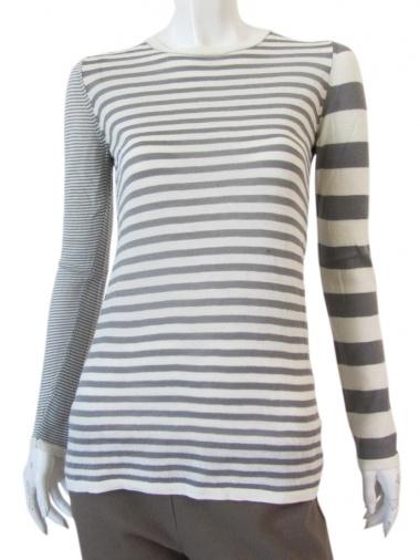 Angelos-Frentzos Multi-stripes t-shirt