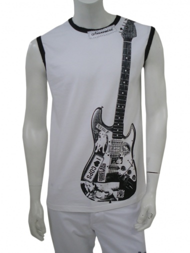 Angelos-Frentzos Sleeveless t-shirt