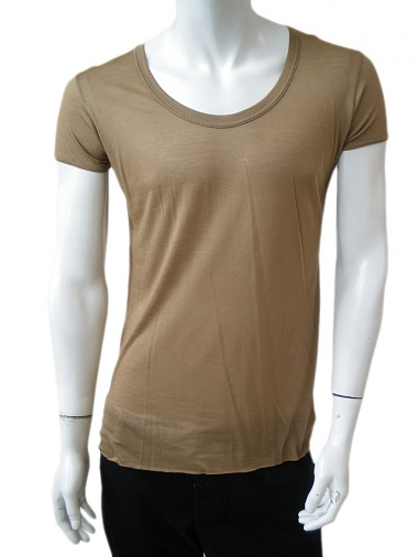 Angelos-Frentzos Shortsleeved V-necked T-Shirt