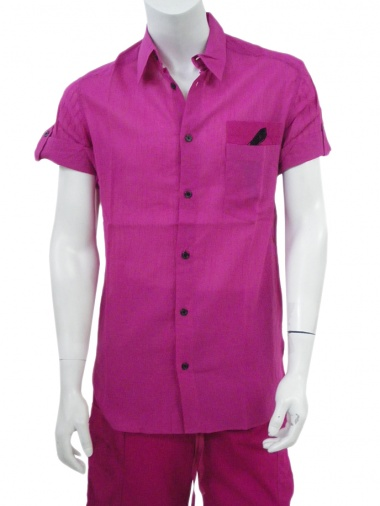 Angelos-Frentzos Short-sleeved shirt