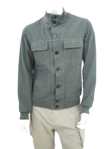 Nicolò Ceschi Berrini Jacket with standing collar