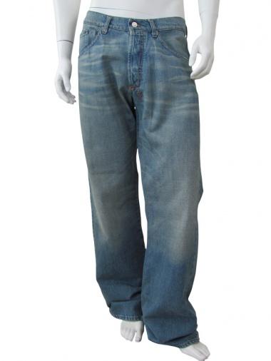 Nicolas & Mark Jeans 5 Tasche Gamba Stretta