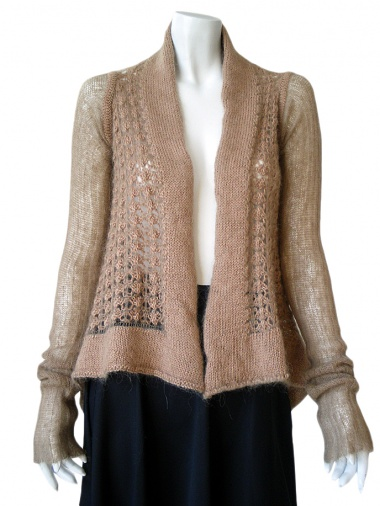 Angelos-Frentzos Cardigan Carmen Lace