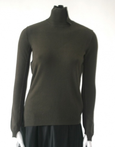 Jan & Carlos Highnecked  sweater