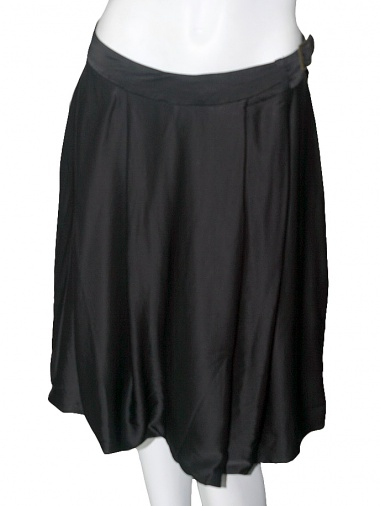 Jan & Carlos Skirt in satin
