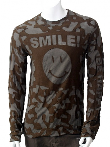 "Jan & Carlos T-Shirt ""Smile"""