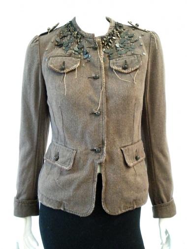Norio Nakanishi Military jacket