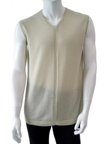 Rick Owens Vnecked waistcoat